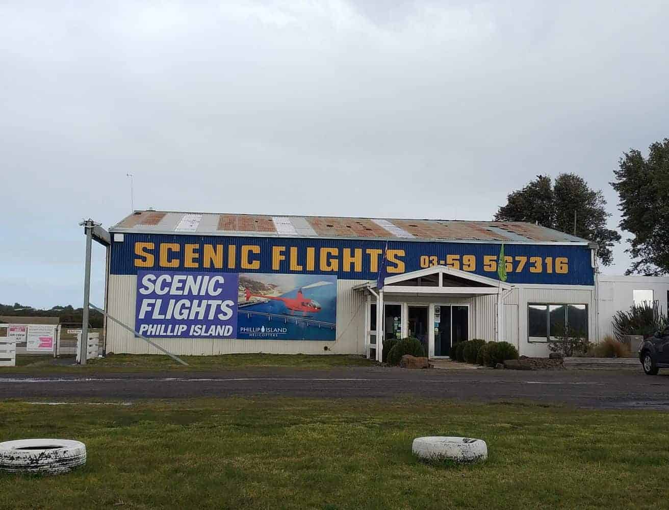 Phillip Island Airport & Heliport - Flights & How to Get from Melbourne, VIC