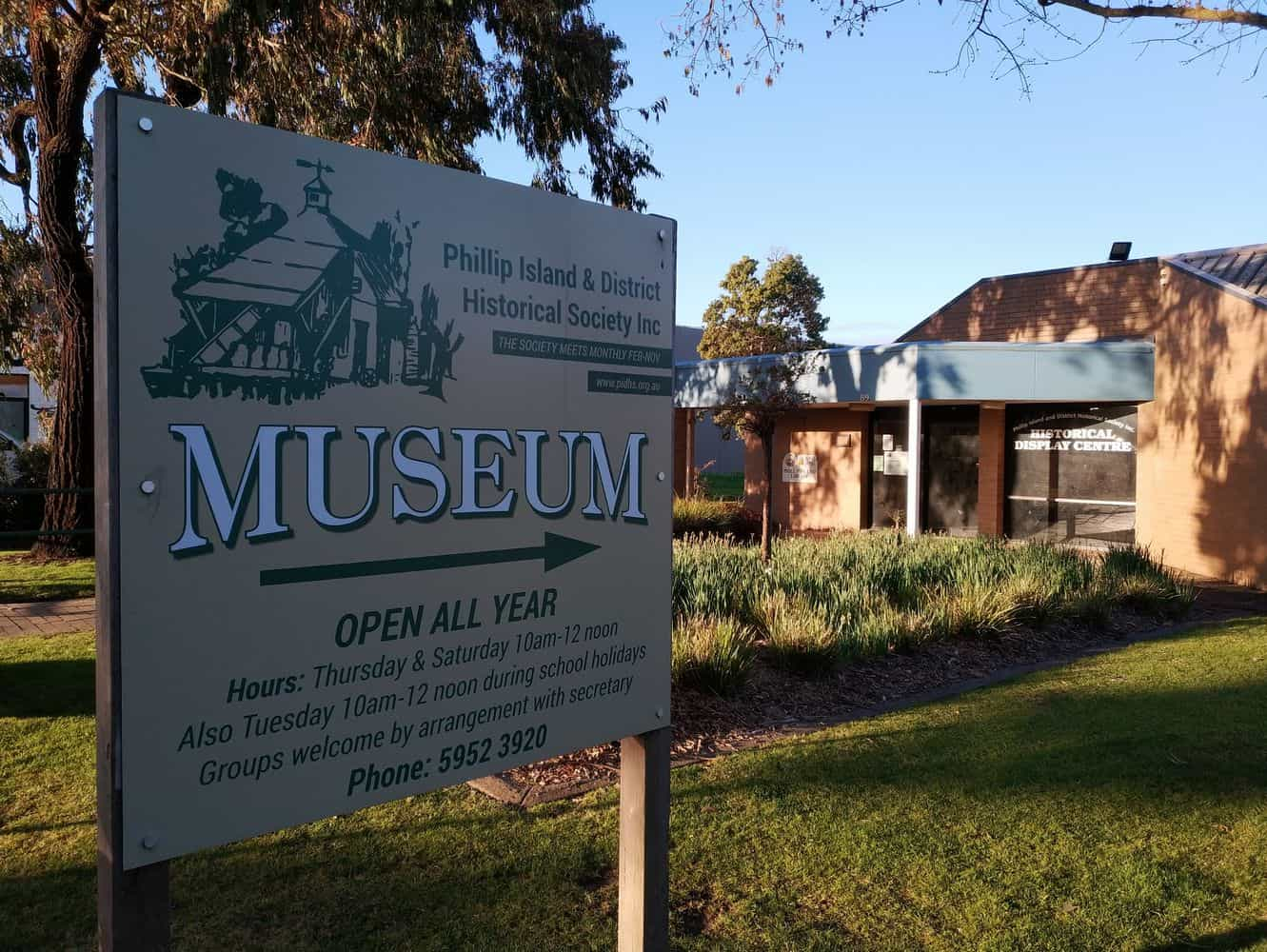 Phillip Island and district history society i