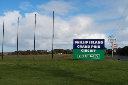 Phillip Island Grand Prix Circuit 12